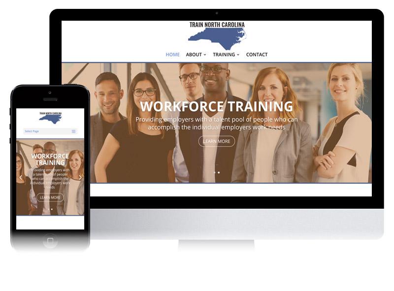 Train NC Website