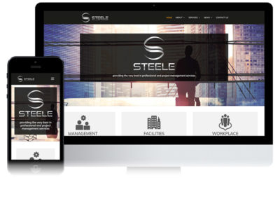 Steele Government Strategies Website
