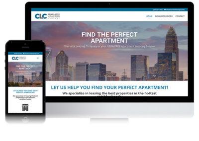 Charlotte Leasing Company Website
